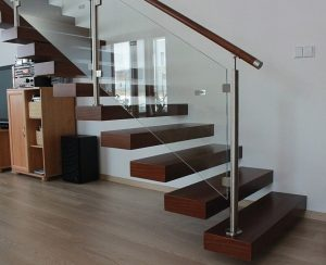 Stainless Steel Post and Rail